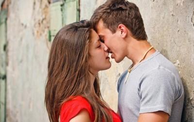 Техники поцелуев