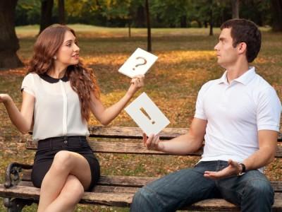 Распространенные ошибки парней при общении