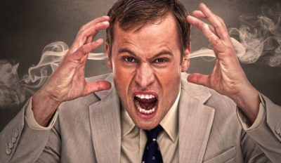Механизм возникновения нервного напряжения