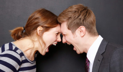 Причина, по которой люди оскорбляют друг друга