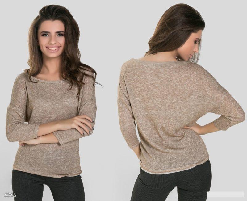 В чем разница между свитером, пуловером, джемпером и свитшотом фото
