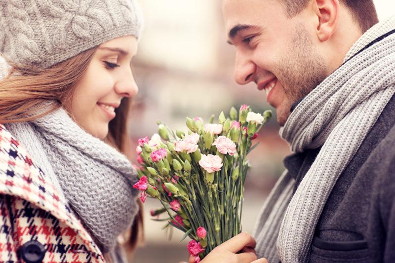 Невербальные признаки влюбленности