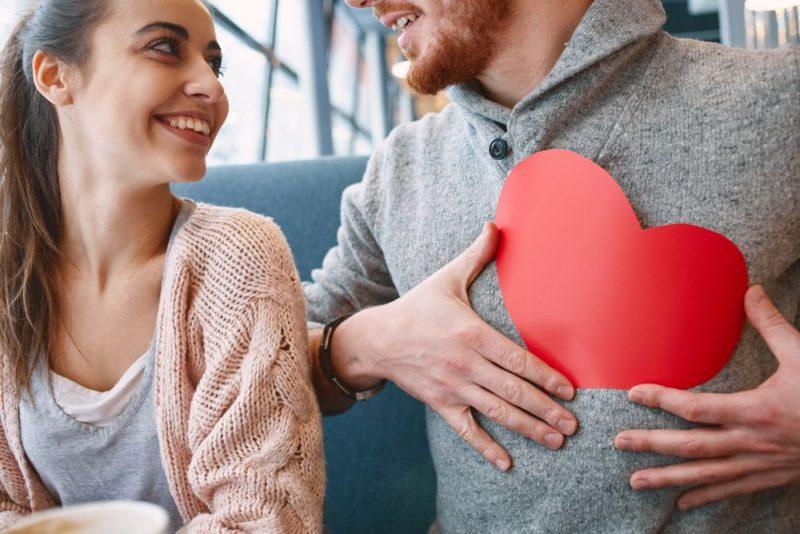 Психология влюбленного мужчины