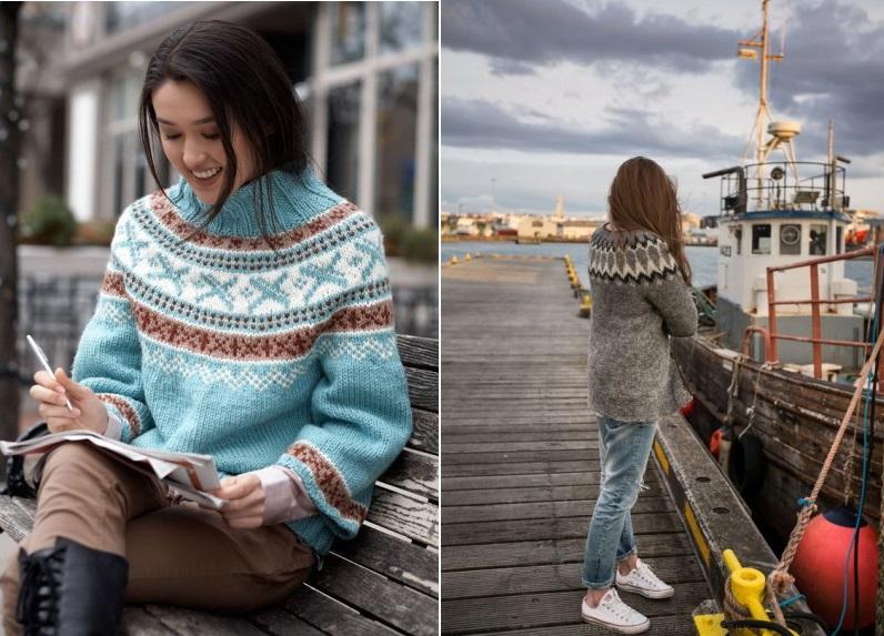 Стильные модели в норвежском стиле