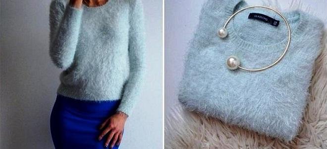 Особенности и плюсы мягких свитеров