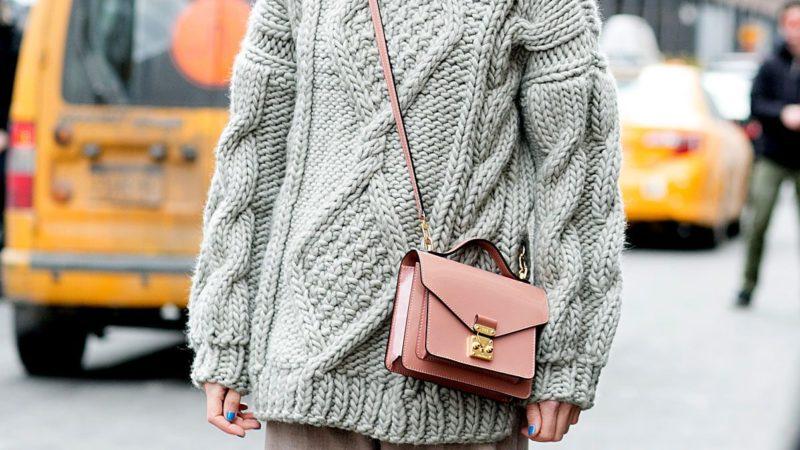 Что такое оверсайз свитер?