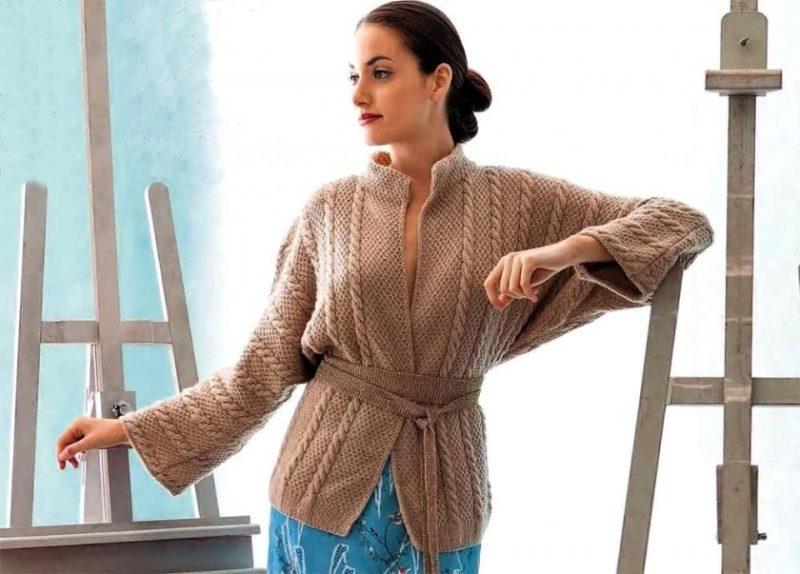 Особенности аранского вязания
