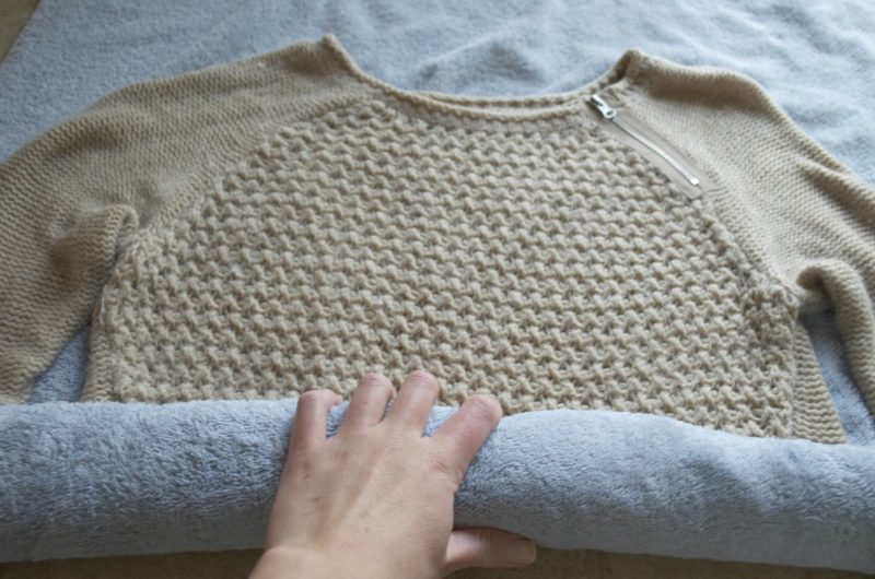 Как хранить и как стирать свитер из кашемира?